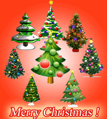 Click to view Christmas Tree Collection 1.1 screenshot