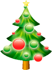 xmas tree - Animated Christmas Tree